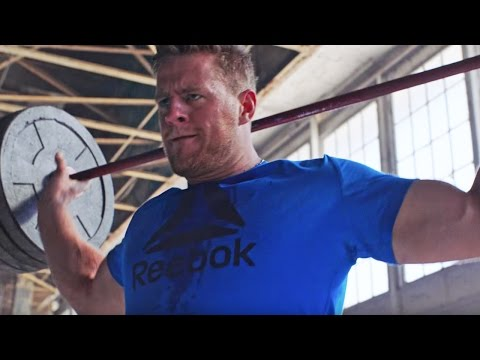 Reebok - JJ Watt - Hunt Greatness Part 2