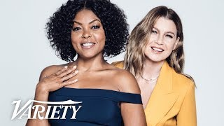 Taraji P. Henson & Ellen Pompeo - Actors on Actors - Full Conversation