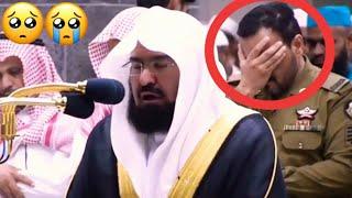 Very Emotional Recitation By Sheikh Abdul Rahman Sudais