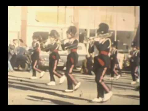 Meeker Oklahoma 1977-78 Football Homecoming Parade