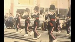 Meeker Oklahoma 1977-78 Football Homecoming Parade