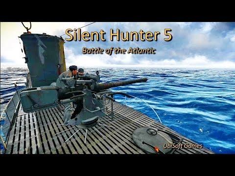 Silent Hunter 5 - Deck Gun Attacks! |