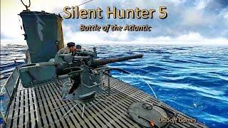 Silent Hunter 5 - Deck Gun Attacks!