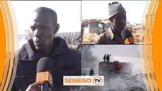 Fora de Diamaguéne Sicap Mbao: plusieurs millions partent en fumée (Senego Tv)