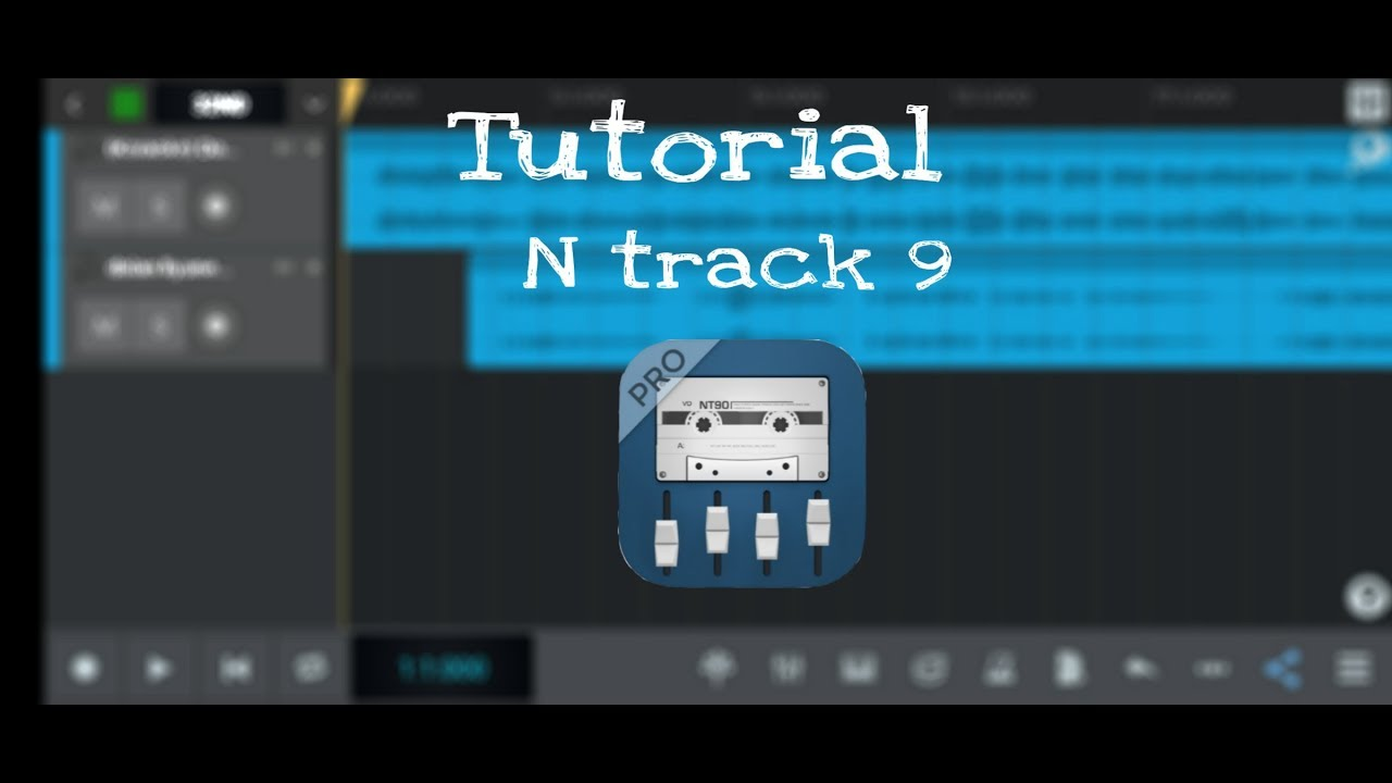 Tutorial N Track 9 Cara Memotong Dan Menyingkronkan Youtube