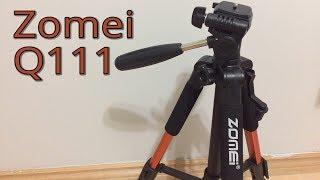 ZOMEI Q111 Tripod Review