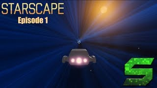 Roblox:Starscape [PRE-BETA]:Episode 1:This game Is AWESOME!
