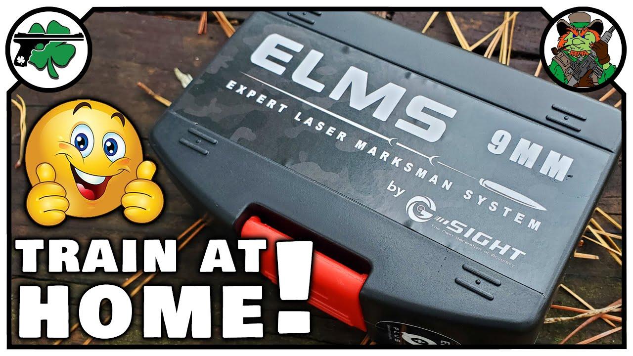 Expert Laser Marksman System ELMS Unboxing - NO Ammo NO Problem