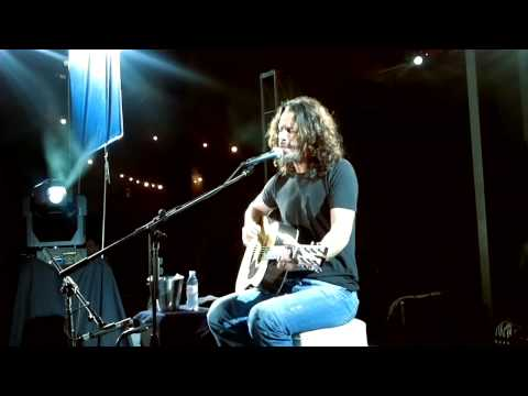 Chris Cornell - Sad, Sad City (Acoustic)