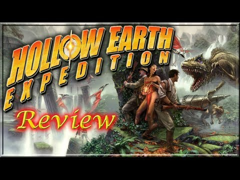 Hollow Earth Expedition - RPG Review