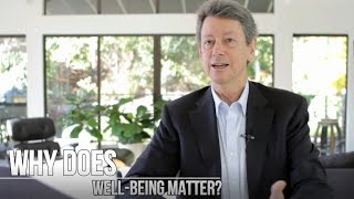 Why does well-being matter?