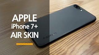 iPhone 7 Plus Spigen Air Skin - Ultra-Thin Case