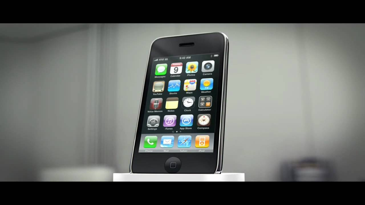 new iphone 3gs commercial hd youtube. Black Bedroom Furniture Sets. Home Design Ideas