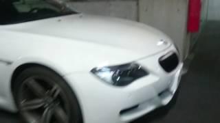 日常 BMW 6シリーズ