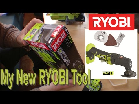 RYOBI 18V ONE+™ JOBPLUS™ MULTI-TOOL - 182