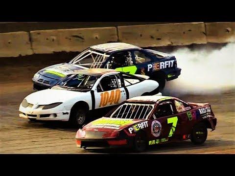 9-7-19 Cyber Stock Feature Thunderbird Raceway