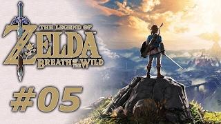 Der Aufbruch in die große Welt von Hyrule - The Legend of Zelda Breath of the Wild #5