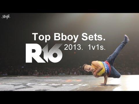 Top Sets R16 1v1s   STRIFE.   2013