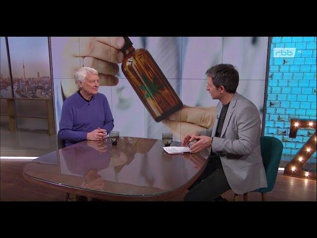 Cannabidiol: Ist CBD ein Fluch oder Segen? RBB 16.02.2020