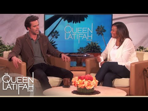 David Walton Shows Off His Wicked Good Accent | The Queen Latifah Show