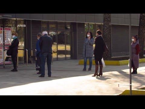 Чернівецький Промінь: Маска - обов'язковий аксесуар у Чернівцях