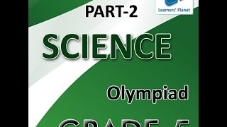 Olympiad Science Practice Book Class V