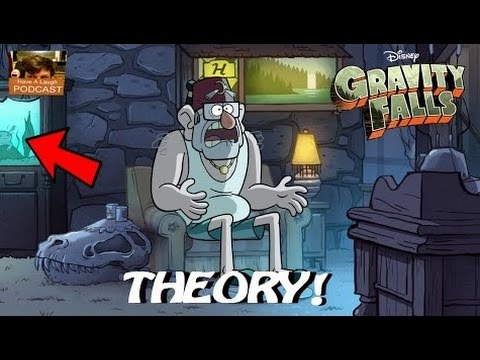 Bill Cipher Saved Stanley Pines: (Part 2) Questions Answered Gravity Falls Re-Upload