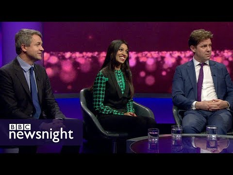 Autumn Budget 2017: DEBATE - BBC Newsnight