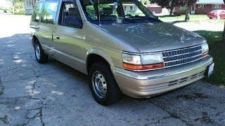 1991 plymouth voyager manual 5 speed conversion