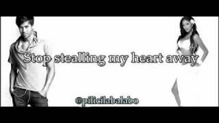 Enrique Iglesias Ft Nicole Scherzinger Heartbeat lyrics....mp3