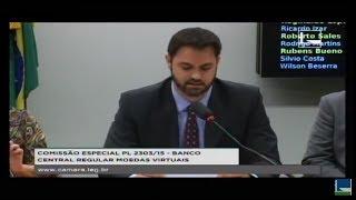PL 2303/15 - BANCO CENTRAL REGULAR MOEDAS VIRTUAIS - Bitcoins - 05/07/2017 - 15:05
