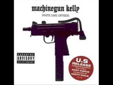 Machine Gun Kelly - White Line Offside (Full Album)