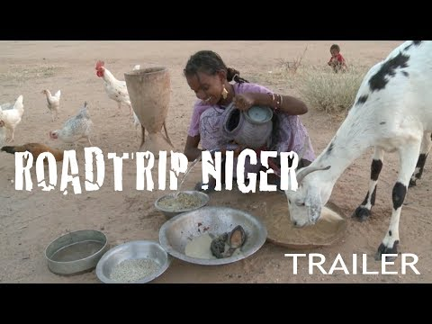 Road Trip Niger - Official Trailer