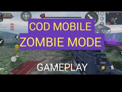 COD MOBILE | ZOMBIE MODE | GAMEPLAY
