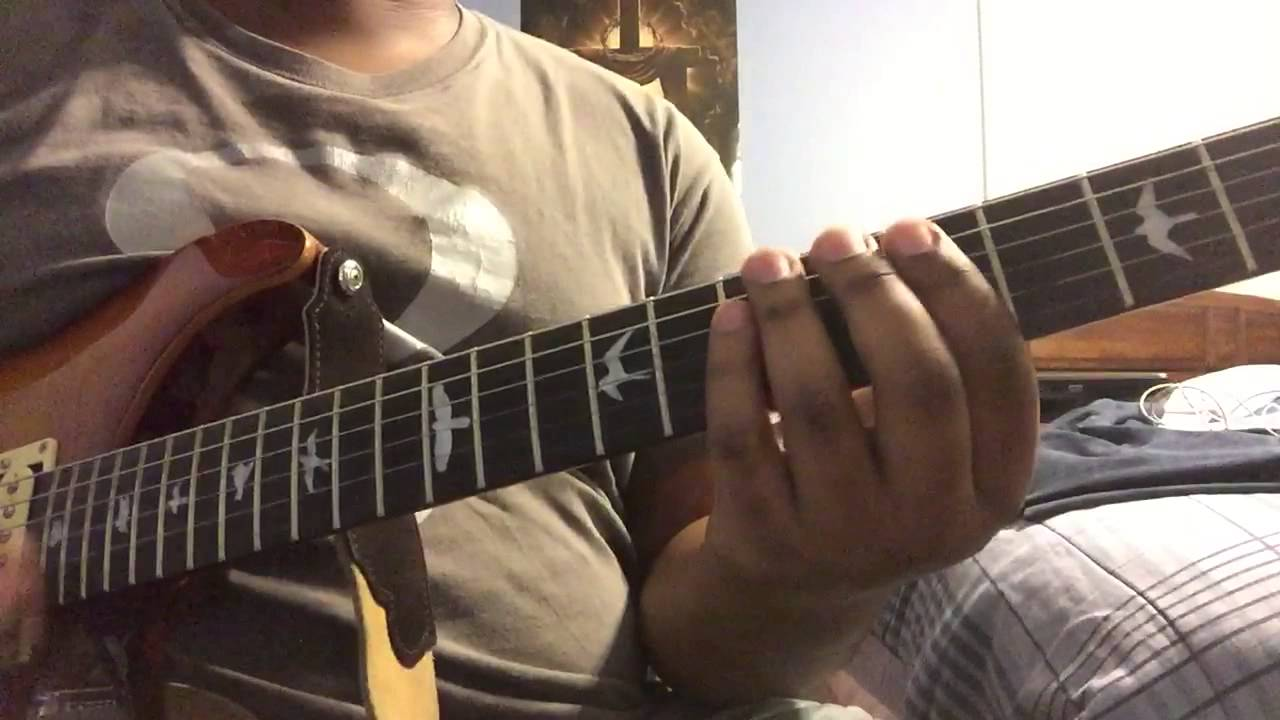 Betray My Heart Dangelo And The Vanguard Guitar Cover Chords