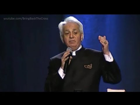 Benny Hinn - Three Rivers of the Anointing