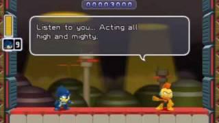 V.G.W.: PSP - Mega Man: Powered Up (OilMan Banter)