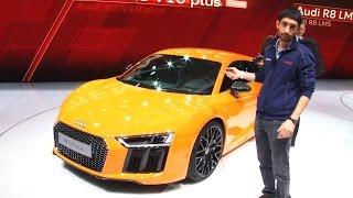 Nuova Audi R8 | Salone di Ginevra 2015