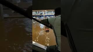 Enchente na Avenida dos Estados - São Paulo