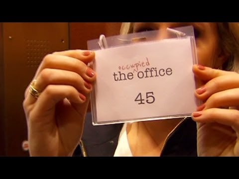 Exclusive: Inside Occupy Wall St.'s office