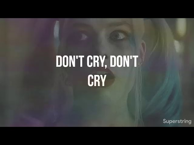 Princesses Dont Cry (lyrics)