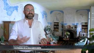 Reportage à la Villa Santo Sospir