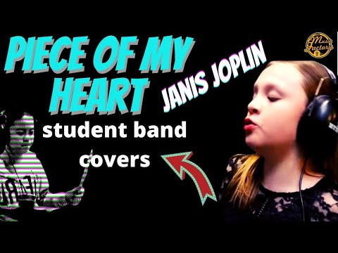 Janis Joplin - Piece of My Heart - Cover - The Music Factory School of Music