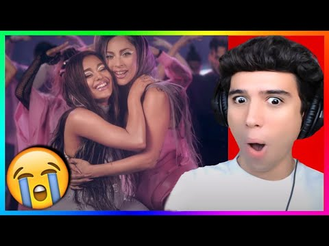 PRODUCTION! Lady Gaga, Ariana Grande - Rain On Me (Official Music Video) REACTION