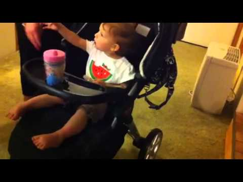 Britax B Agile Stroller Review At 21 Months Old