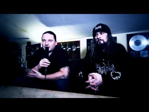 Drak i Daray z zespołu HUNTER - wywiad