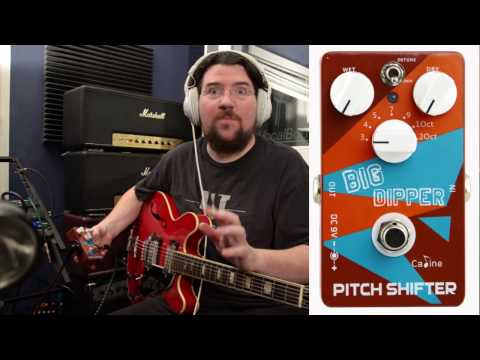 AMAZING VALUE  PITCH SHIFTER: CP-36 from Caline.  I may have raised the Devil. My bad...
