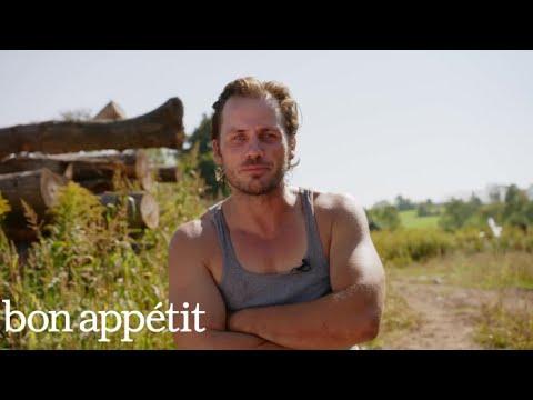New York's Top Lumber Man is a Former Soap Opera Star | I Got a Guy | Bon Appétit