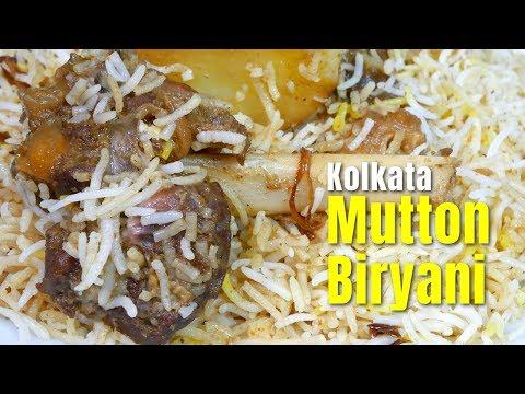 অবশেষে ইউটিউবে সঠিক কলকাতা মটন বিরিয়ানি / Kolkata Mutton Biryani  / Recipe #136