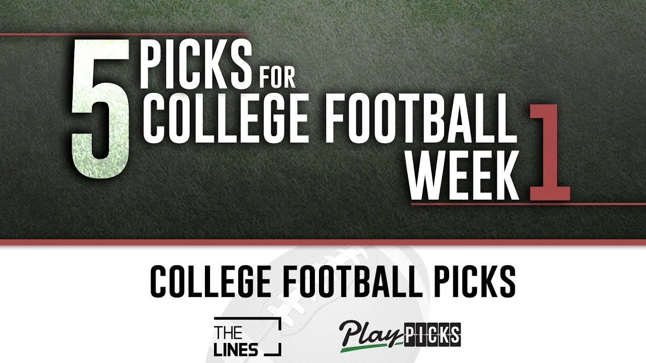 College Football Betting: Predictions And Five Best Bets For
